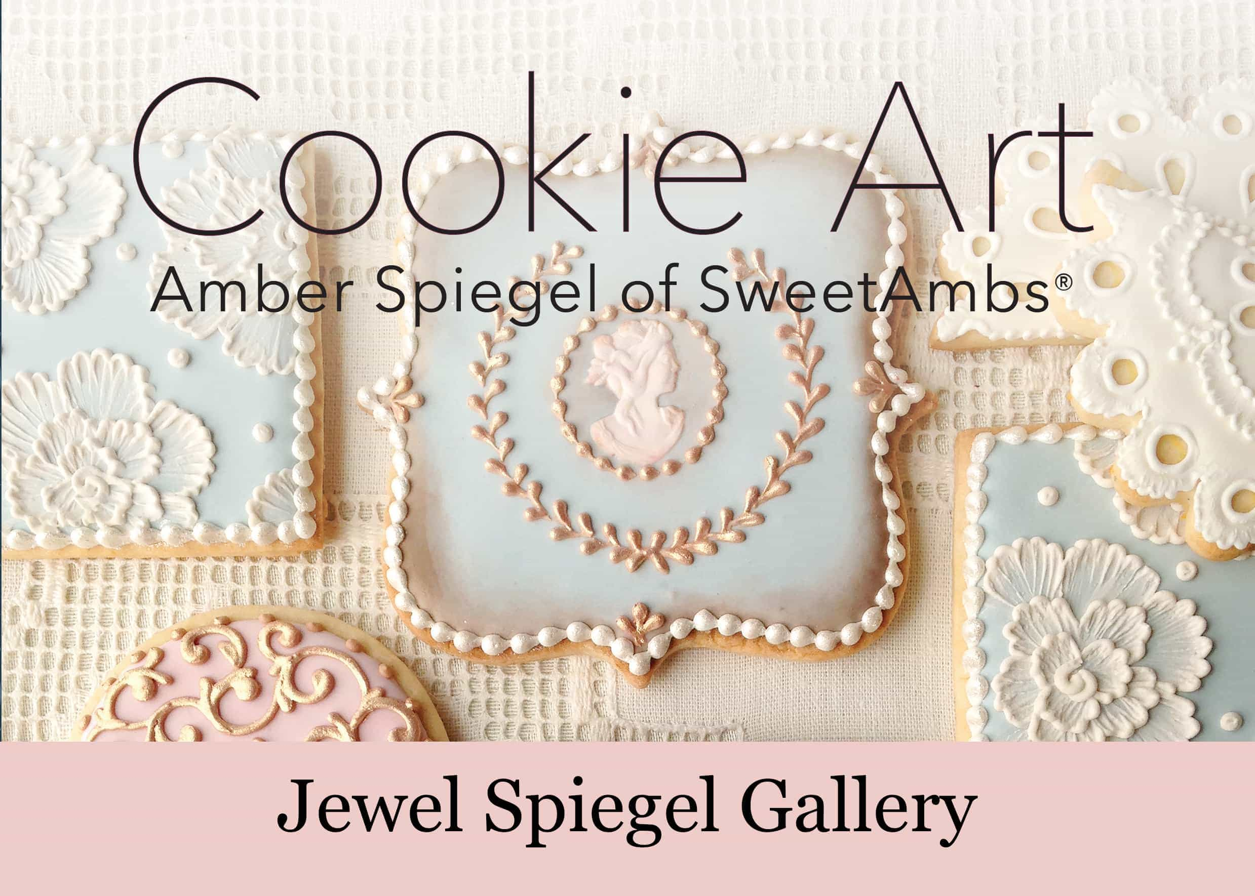 Cookie Art Book Signing